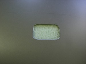 R付き角穴加工